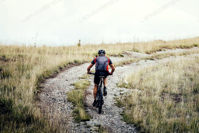 Racer Cyclist Mountainbiker