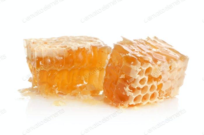 Gelber Honig