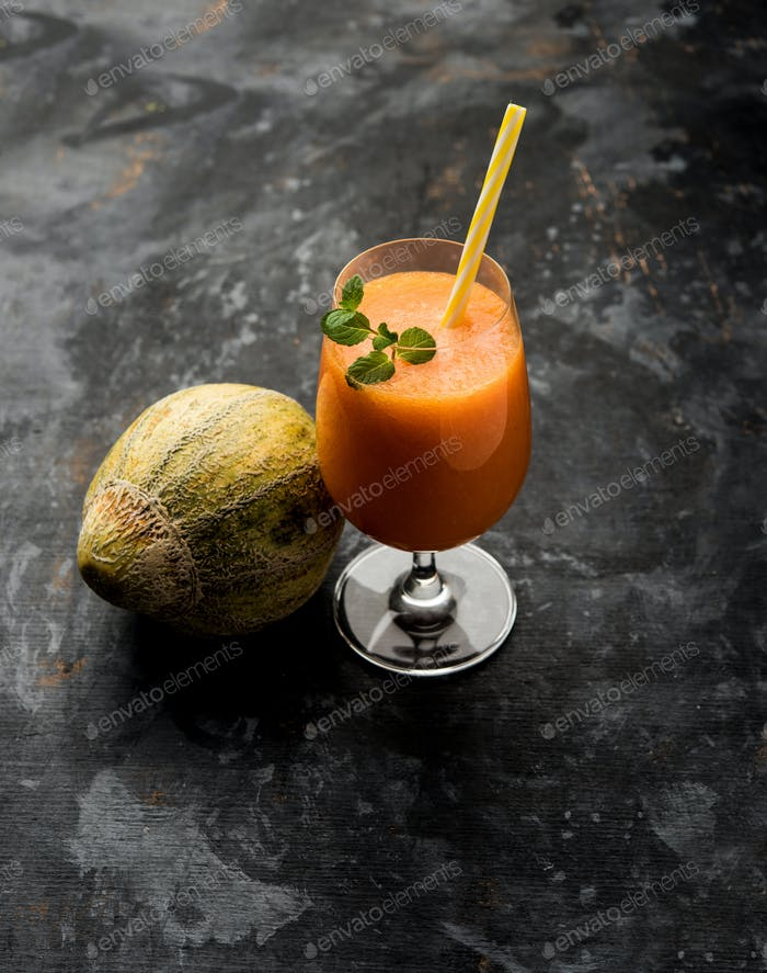 Muskmelon Juice
