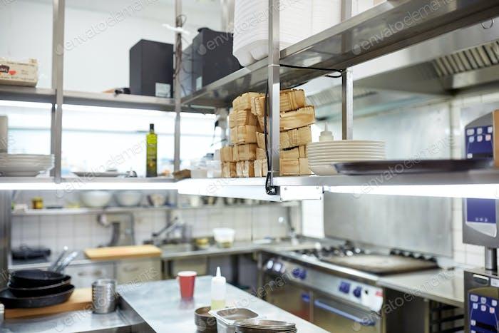 Restaurant professionelle Küchenausrüstung