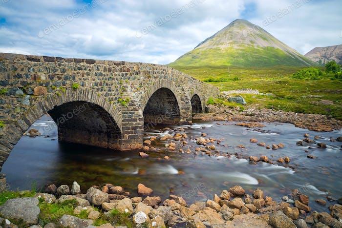 Bridge at Sligachan, Isle of Skye