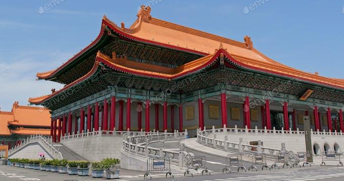 Taipeh Stadt, Taiwan, 25. Mai 2018፦ Chiang Kai-shek Memorial Hall