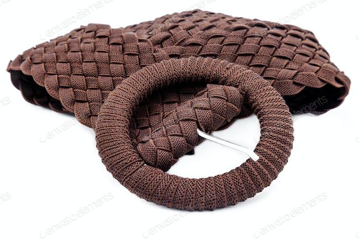 Women belts of cloth