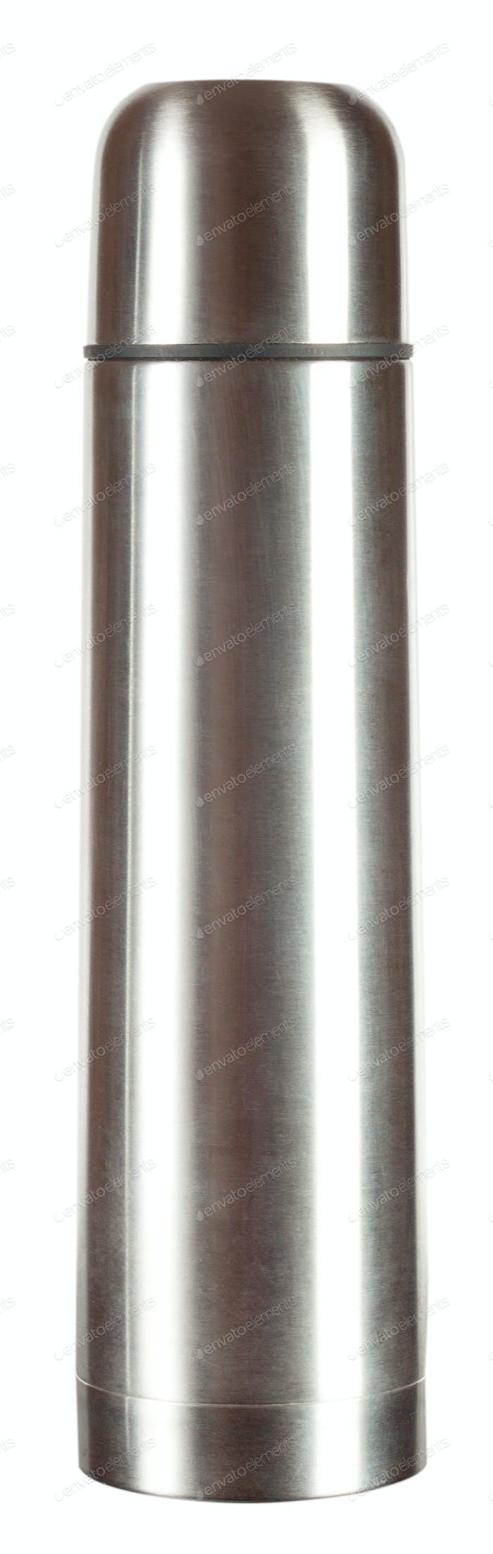 Metal vacuum flask