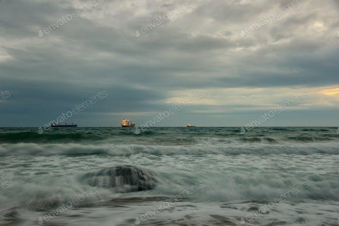 Meereslandschaft