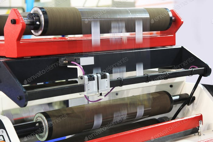 Printing industry equipment