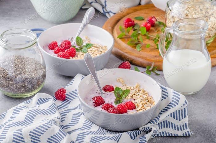 Delish healthy breakfast