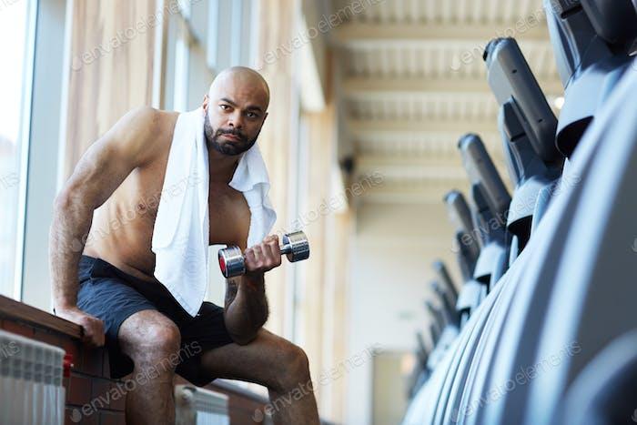 Active athlete