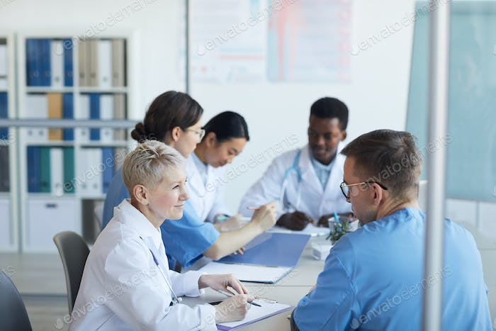 Doctors Council Meeting