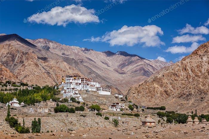 Likir Gompa tibetisch-buddhistisches Kloster im Himalaya
