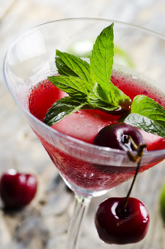 Cherry Cocktail