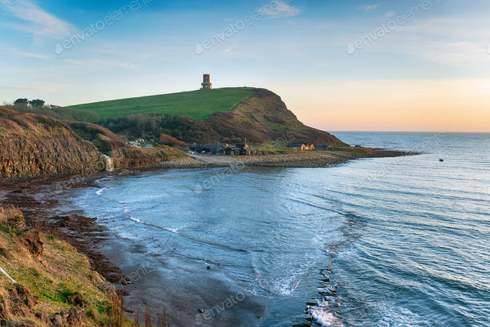 Kimmeridge in Dorset