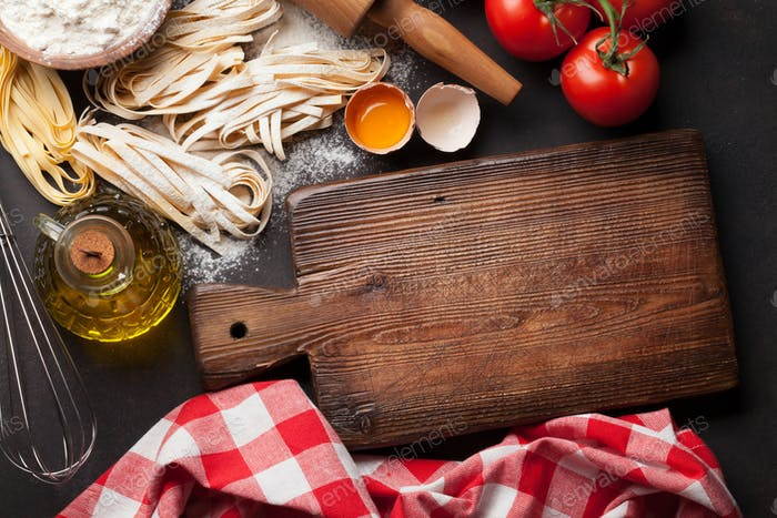 Cocina de pasta