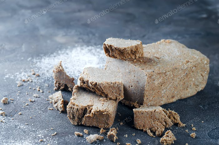 Slices of Halva