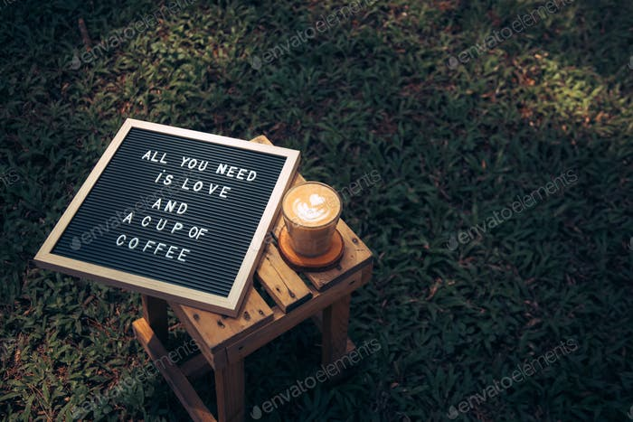 Love and coffee quotes