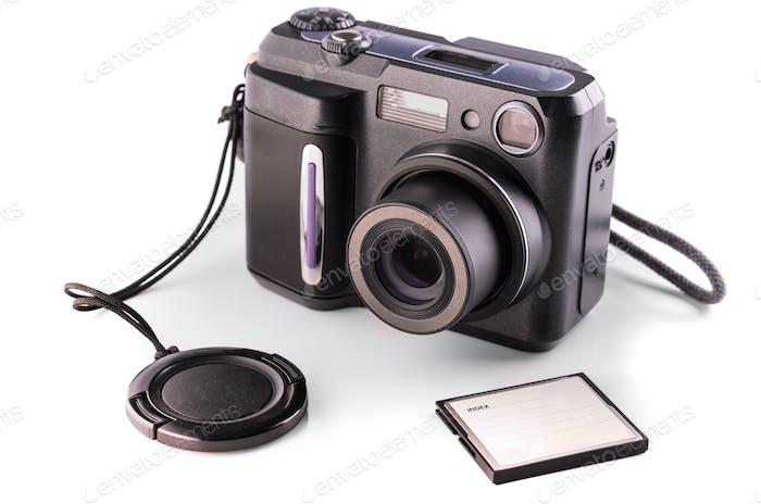 Kompakte Digitalkamera i