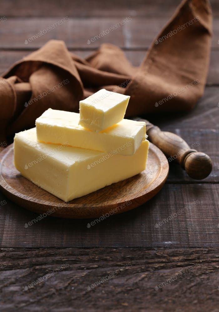 Natural Organic Butter