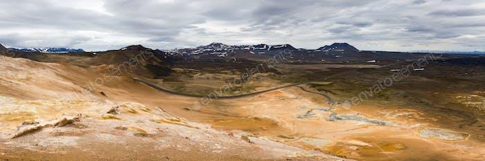 Namaskard Geothermal Area, Iceland