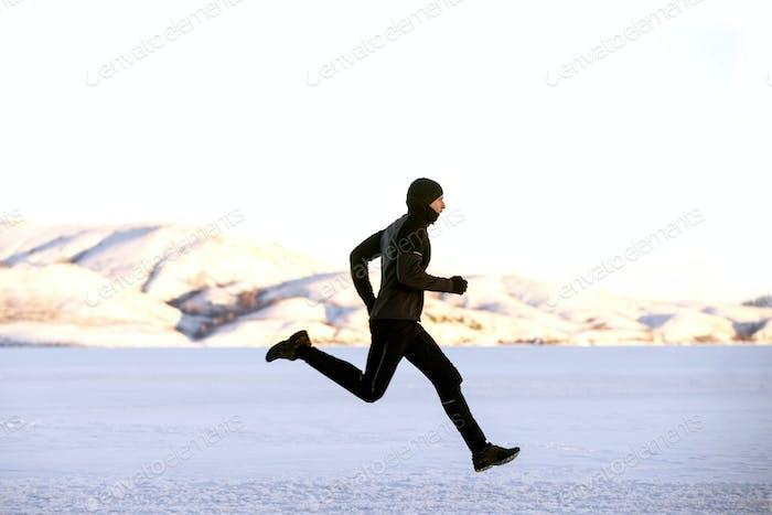 men athlete runner