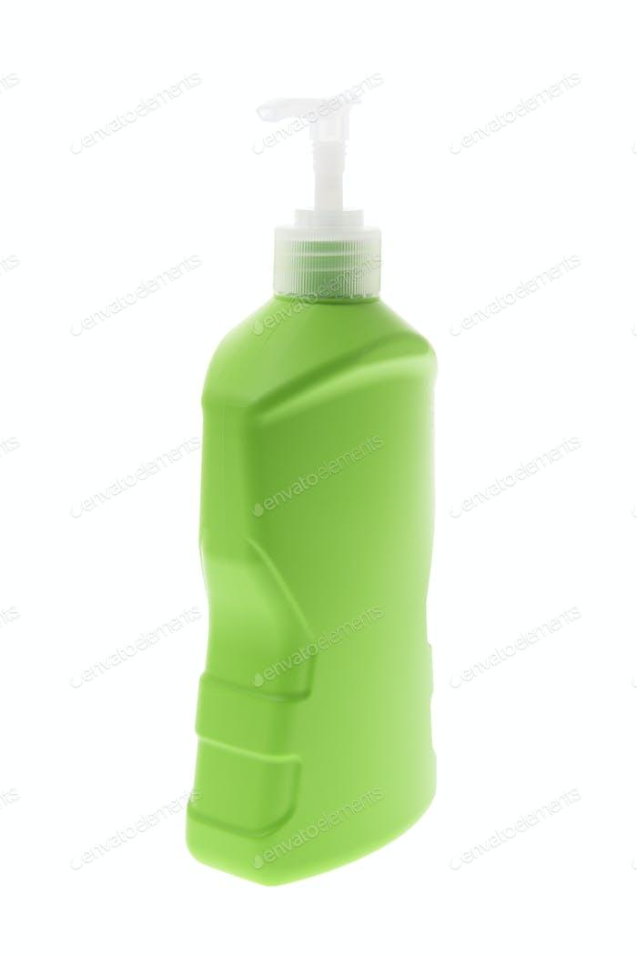 Plastic Liquid Dispenser Bottle