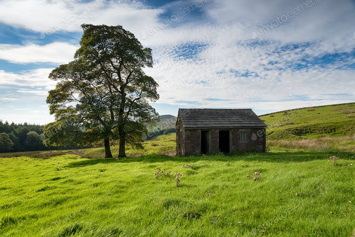 Peak District Barn