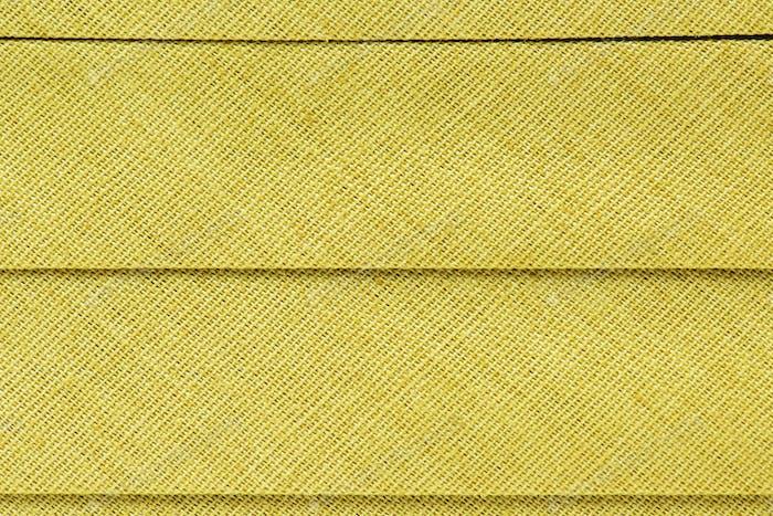 Yellow fabric closeup