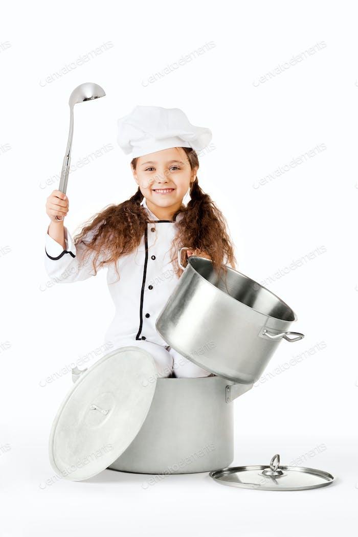 Kitchen hand.