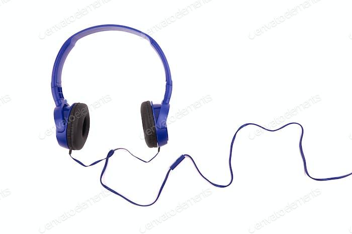 headphones isolated on a whiteheadphones isolated on a white background background