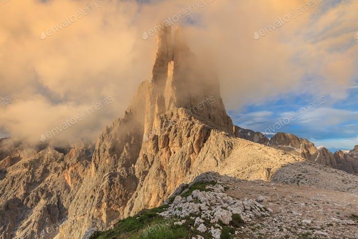 Dolomiti - the Vajolet towers