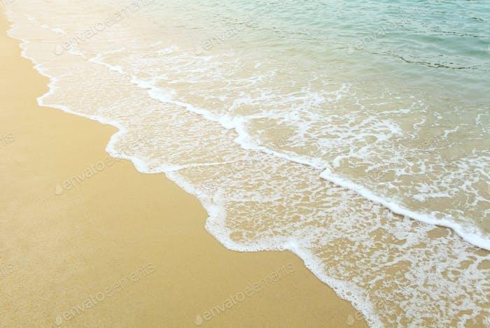 Beach and ripple