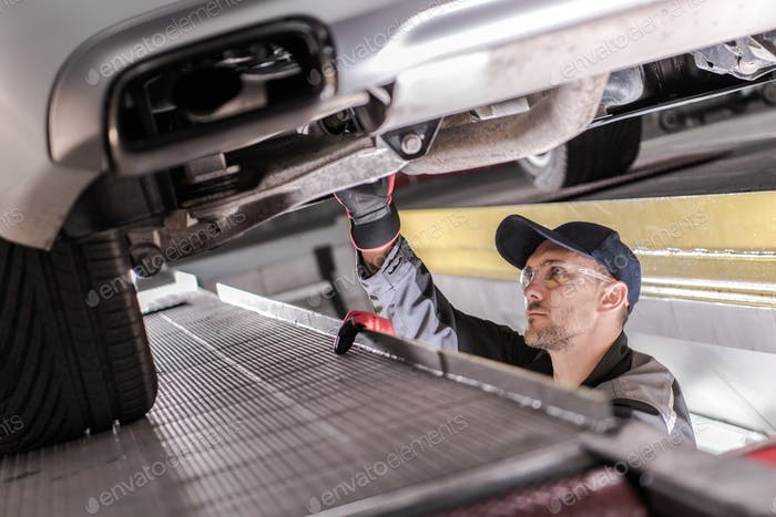 Car Maintenance Service