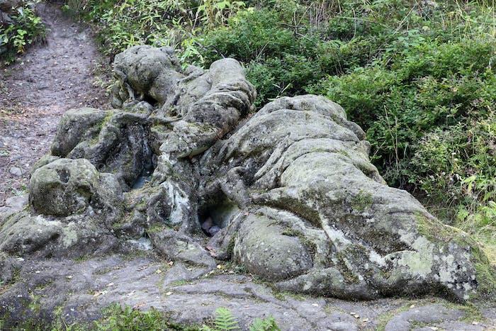 Sleeping Mary Magdalena
