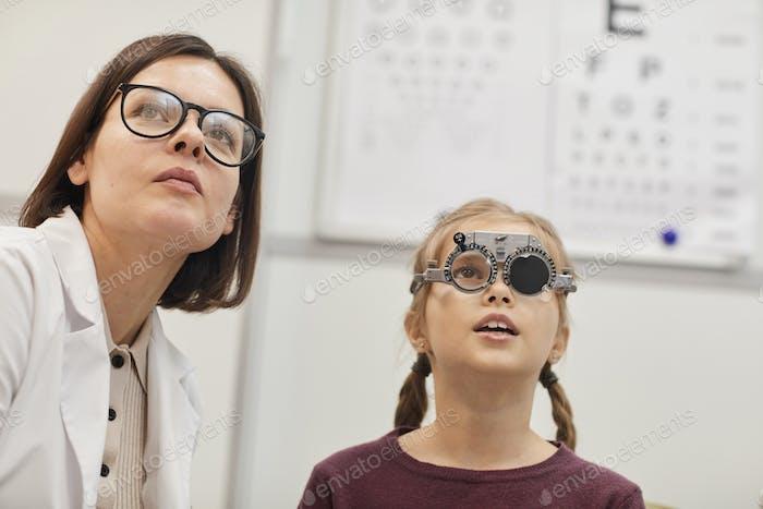 Vision Test for Children