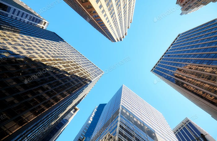 Towers of Manhattan
