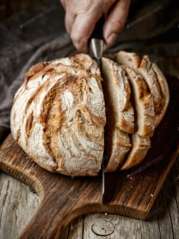 fresly baked bread