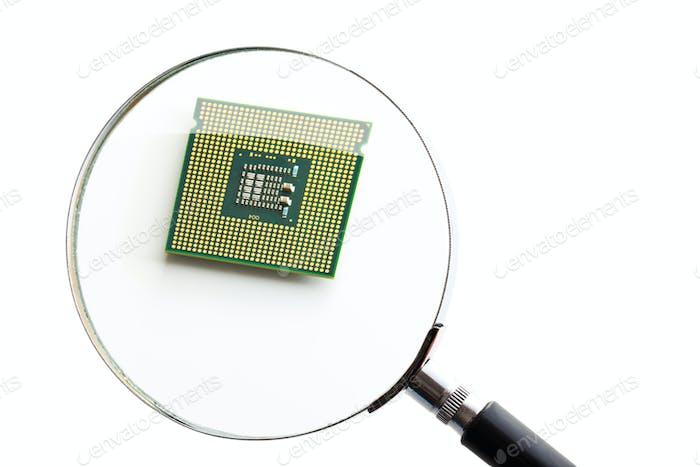 Computer processor.