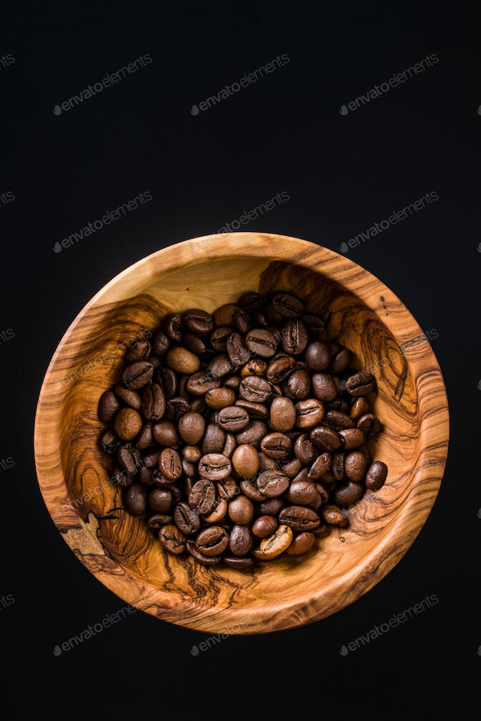 Thumbnail for Roasted coffee beans.