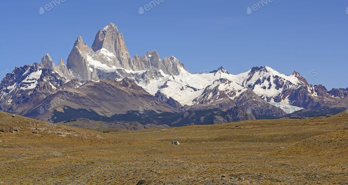 Mt Fitz Roy Panorama