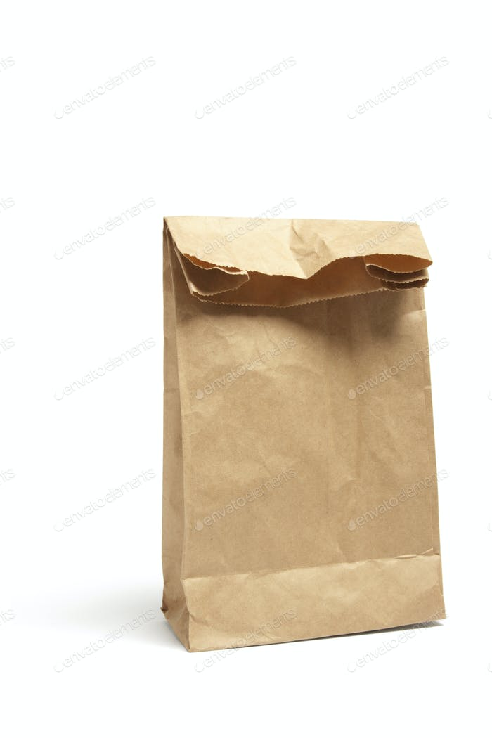 Brown Lunch Bag