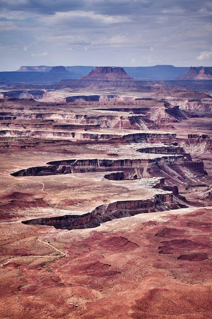 Canyonlands National Park, Utah, USA.