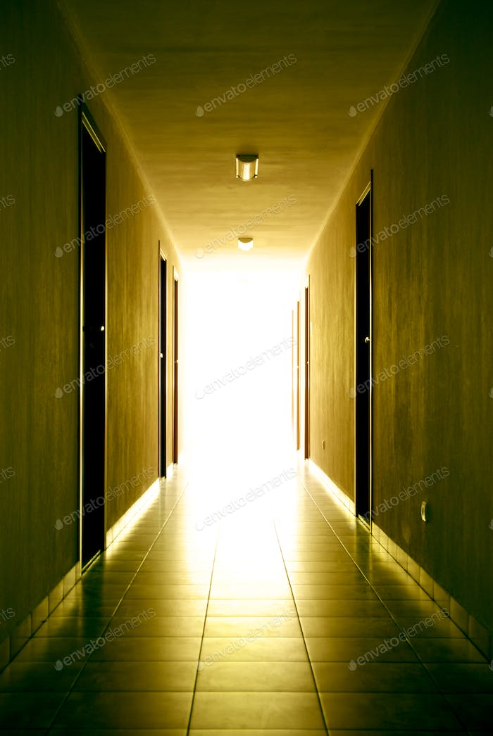 Corridor to light