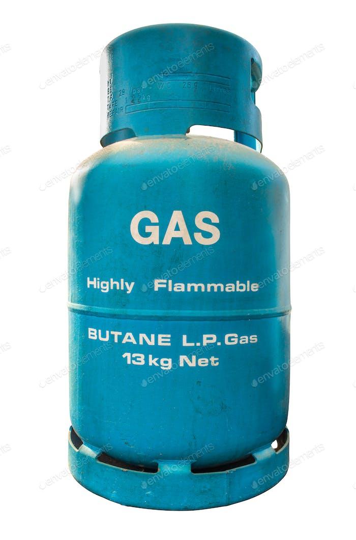 Isolierter LP-Gasbehälter