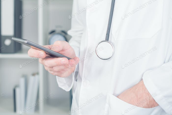 Modern technology in healthcare and medicine