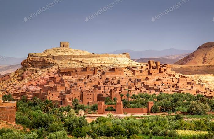 Ait Benhaddou, marokkanische alte Festung