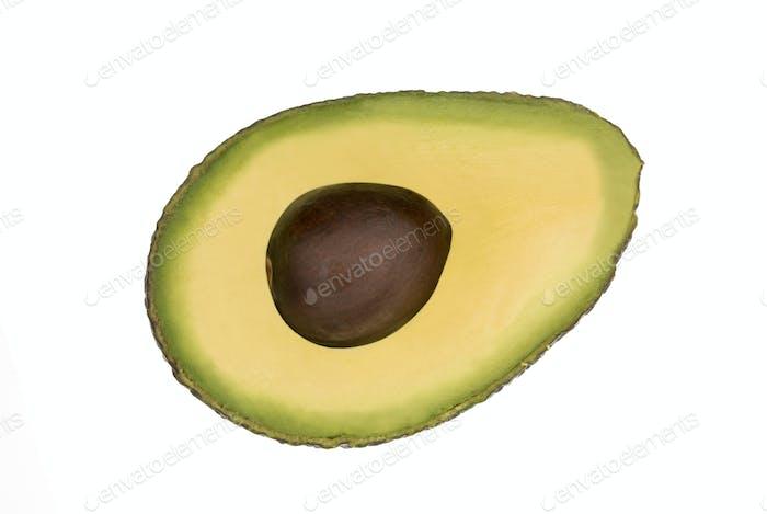 Avocado halve