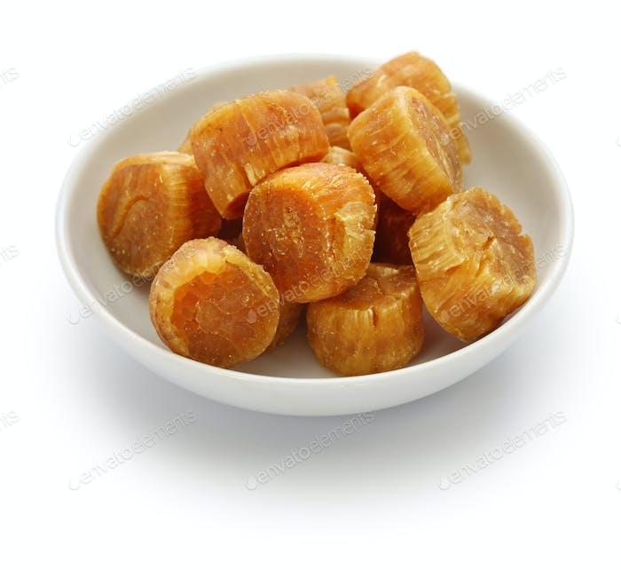 dried scallop, conpoy