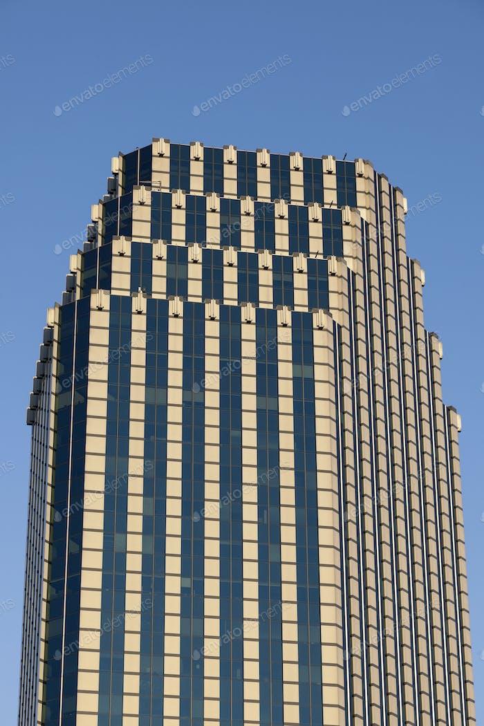 Moderne Architektur von Santiago, Chile