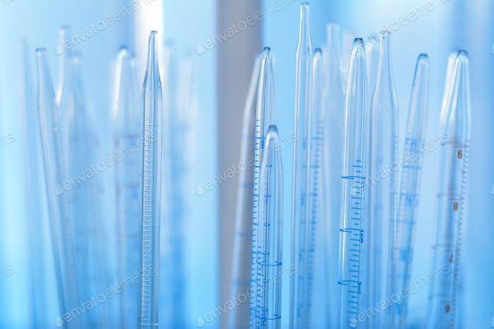 Laboratory Glassware for Medical Research
