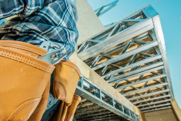 Steel Frame House Builder