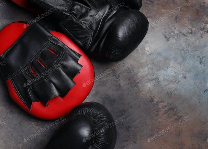 Sportgeräte zum Boxen